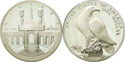 Us Coins - Coin, United States, Dollar, 1984, U.S. Mint, San Francisco, MS(65-70), Silver