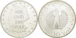 World Coins - GERMANY - FEDERAL REPUBLIC, 10 Euro, 2010, , Silver, KM:290