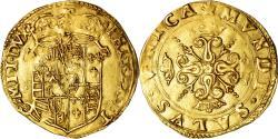 World Coins - Coin, Italy, Filippo II, Scudo del Sole, Milan, , Gold, Friedberg:719
