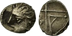 Ancient Coins - Coin, Massalia, Obol, Marseille, , Silver, SNG-Cop:723-8