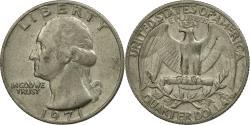 Us Coins - Coin, United States, Washington Quarter, Quarter, 1971, U.S. Mint, Philadelphia