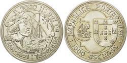 World Coins - Coin, Portugal, 1000 Escudos, 1997, Lisbon, , Silver, KM:685