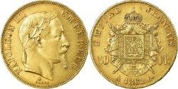 World Coins - Coin, France, Napoleon III, 50 Francs, 1862, Paris, , Gold, KM:804.1