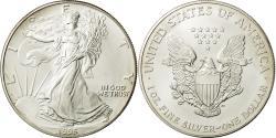 Us Coins - United States, Dollar, 1995, U.S. Mint, Philadelphia, MS(63), Silver, KM:273