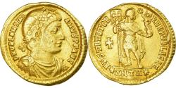 Coin, Valentinian I, Solidus, 364-375, Antioch, , Gold, RIC:2b