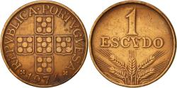 World Coins - Portugal, Escudo, 1974, , Bronze, KM:597