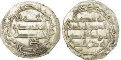 World Coins - Coin, Umayyads of Spain, Abd al-Rahman II, Dirham, AH 230 (844/845), al-Andalus