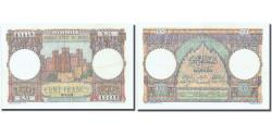 World Coins - Banknote, Morocco, 100 Francs, 1952, 1952-12-22, KM:45, UNC(60-62)