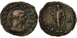Ancient Coins - Coin, Tacitus, Tetradrachm, 275-276, Alexandria, , Billon