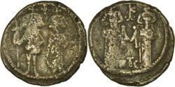 Ancient Coins - Coin, Constans II, Follis, 662-667, Carthage, , Copper, Sear:1055