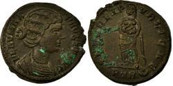 Ancient Coins - Coin, Fausta, Nummus, Trier, AU(55-58), Bronze, Cohen:7