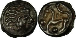Ancient Coins - Coin, Senones, Potin, , Potin, Delestrée:2640