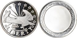 Us Coins - Coin, United States, Liberty - Eagle, 1 Troy Ounce, Exonumia, , Silver