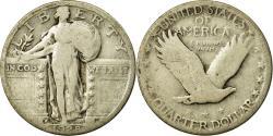 Us Coins - Coin, United States, Standing Liberty Quarter, Quarter, 1928, U.S. Mint, Denver