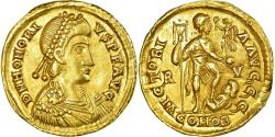Ancient Coins - Coin, Honorius, Solidus, 402-408, Ravenna, , Gold, RIC:1287