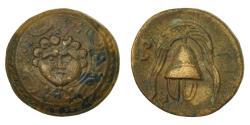 Ancient Coins - Coin, Kingdom of Macedonia, 1/2 Unit, 323-317 BC, Salamis, , Bronze