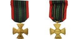 World Coins - France, Croix du Combattant Volontaire de la Résistance, Medal, Uncirculated
