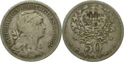 World Coins - Coin, Portugal, 50 Centavos, 1952, , Copper-nickel, KM:577