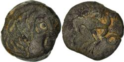 Ancient Coins - Coin, Senones, Bronze Æ, , Bronze, Delestrée:2637