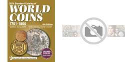 World Coins - Book, Coins, World Coins, 1701-1800, 6th Edition, Safe:1842-2