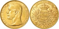 Ancient Coins - Coin, Monaco, Albert I, 100 Francs, Cent, 1901, Paris, , Gold, KM:105