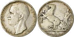 World Coins - Coin, Italy, Vittorio Emanuele III, 10 Lire, 1929, Rome, , Silver