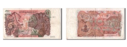 World Coins - Algeria, 10 Dinars, 1970, KM #127a, 1970-11-01, AU(50-53), D033 14682