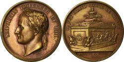 World Coins - France, Token, Retour des Cendres de Napoléon Ier aux Invalides, 1840, Caunois