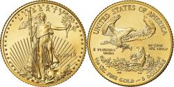 Us Coins - Coin, United States, 1/10 Oz, 2015, U.S. Mint, , Gold