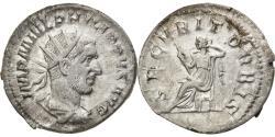 Ancient Coins - Coin, Philip I, Antoninianus, 245, Roma, , Billon, RIC:48b