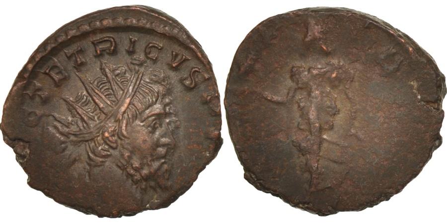 Ancient Coins - Victorinus, Antoninianus, Roma, , Billon, RIC:136