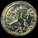 Ancient Coins - Probus - ADVENTVS AVG - 22 mm / 4.05 gr.