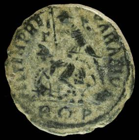 Ancient Coins - Constantius II - FEL TEMP REPARATIO, Roma - 20 mm / 4.31 gr.