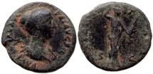 FAUSTINA 147-175 AD  Æ AS 9.7 GR & 26,10 MM