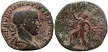 GORDIAN III AD 238 - 244 Æ SESTERTIUS ROME MINT 15.9 GR & 28,06 MM
