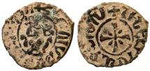 World Coins - CILICIA ARMENIA HETOUM I Æ TANK 4.9 GR & 23 MM