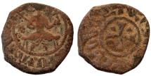 World Coins - CILICIA ARMENIA HETOUM I Æ SEATED KARDEZ 4.5 GR & 21 MM