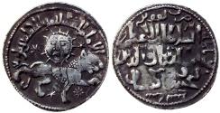 World Coins - SELJUQ of RUM KAYKHUSRAW II AR DIRHAM KONYA AH 639 3.0 GR & 22,83 MM