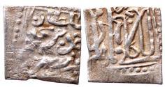 World Coins - OTTOMAN TUNISIA AR DIRHAM AHMED III  TUNIS MINT 0.4 GR & 11 MM