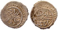 World Coins - OTTOMAN AR AKCHE of MURAD II 834 AH AYASLUQ MINT 14 MM & 1.1 GR