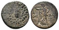 Ancient Coins - PONTOS AMISOS  85-65 BC. Æ 20 MM & 6.6 GR