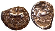 Ancient Coins - CILICIA KELENDERIS AR DRACHM 3,4 GR  & 15 MM RARE COIN