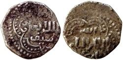 World Coins - AYYUBID AL ADIL ABU BAKR I AR HALF DIRHAM