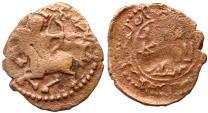 World Coins - SALDUQID Æ FALS of NASIRALDIN MUHAMMAD AH 575 & NM 3.1 GR & 22 MM