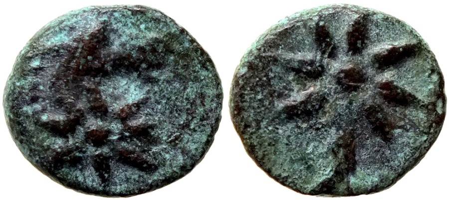 Ancient Coins - PONTOS, UNCERTAIN MINT  Æ 12, CIRCA 120-100 BC (?).