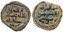 World Coins - TULINID GOVERNOR in CILICIA MUHAMMAD bin MUSA NM & ND 1.7 GR & 17 MM