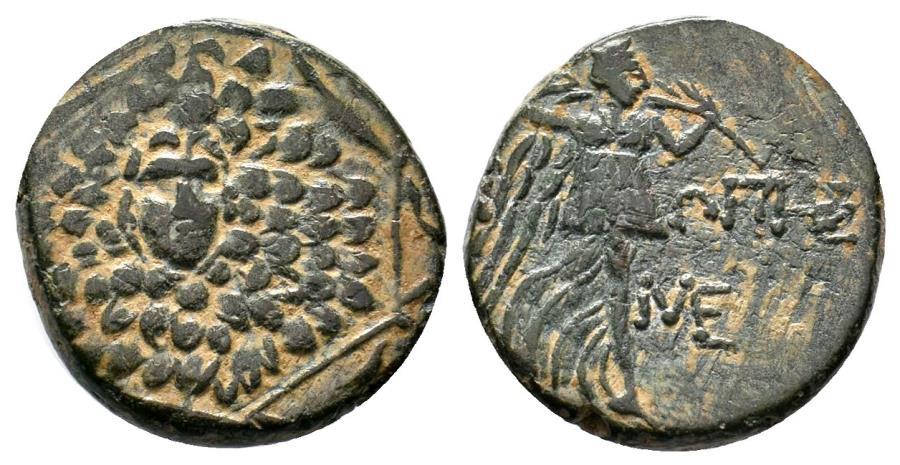 Ancient Coins - PONTOS AMISOS  85-65 BC. Æ 20 MM & 7.2 GR
