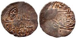 World Coins - ERETNIDS AR AKCHE of ALAADDIN ALI NM & ND WITH COUNTERMARK 1.4 GR & 19,44 MM