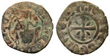 World Coins - CILICIA ARMENIA HETOUM I Æ TANK 9.7 GR & 28 MM