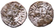 World Coins - CILICIA ARMENIA LEVON V BI DENIER 0.7 GR & 13 MM